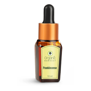 Buy Organic Harvest Frankincense Essential Oil - Nykaa