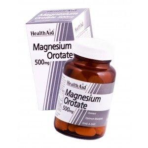 Buy HealthAid Magnesium Orotate 500mg - Nykaa
