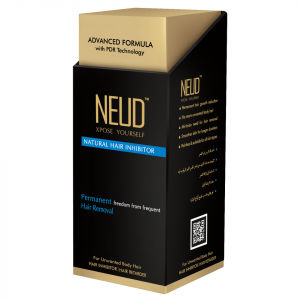 Buy Neud Natural Hair Inhibitor  - Nykaa