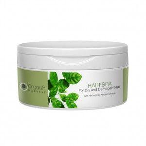 Buy Organic Harvest Hair Spa For Dry & Damage - Nykaa