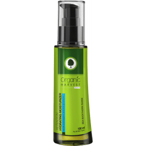 Buy Organic Harvest Retention Hydrating Moisturizer - Nykaa