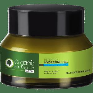 Buy Organic Harvest Retention Hydrating Gel - Nykaa
