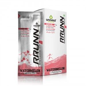 Buy Unived RRUNN Pre Energy Sports Drink Mix Watermelon Flavour - Nykaa