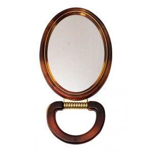 Buy Filone Oval Mirror - Brown - Nykaa