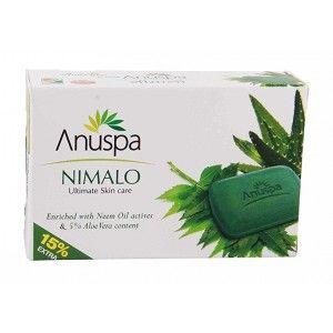 Buy Anuspa Nimalo Soap + 15% Extraa - Nykaa