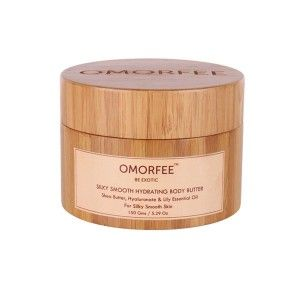 Buy OMORFEE Silky Smooth Hydrating Body Butter - Nykaa