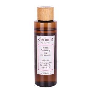 Buy OMORFEE Body Softening Oil - Nykaa