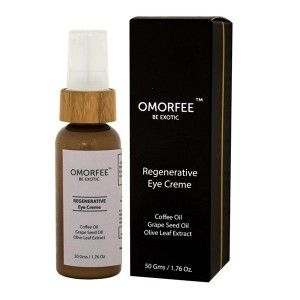 Buy OMORFEE Regenerative Eye Creme - Nykaa