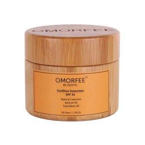 Buy OMORFEE SunShun Sunscreen SPF 35 - Nykaa