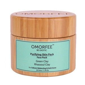 Buy OMORFEE Purifying Skin Face Pack - Nykaa