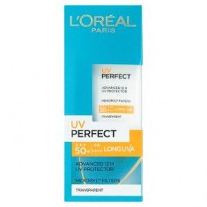 Buy L'Oreal Paris UV Protector Transparent Skin - Non-Tinted SPF 50+++++ - Nykaa