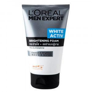 Buy L'Oreal Paris Men Expert White Activ Brightening Foam - Nykaa