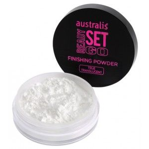 Buy Australis Ready Set Go Translucent Finishing Powder - Nykaa