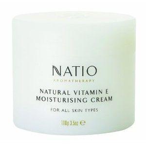 Buy Natio Aromatherapy Natural Vitamin E Moisturising Cream - Nykaa