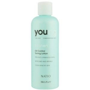 Buy Natio Young Freshen Oil Control Toning Lotion - Nykaa
