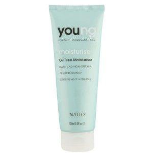 Buy Natio Young Oil Free Moisturiser - Nykaa