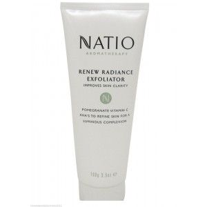 Buy Natio Aromatherapy Renew Radiance Exfoliator  - Nykaa