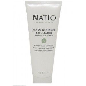 Buy Natio Aromatherapy Renew Radiance Exfoliator  - Nykaa