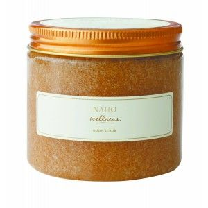 Buy Natio Wellness Body Scrub - Nykaa
