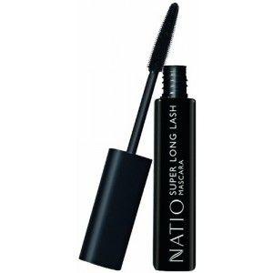 Buy Natio Super Long Lash Mascara Black - Nykaa