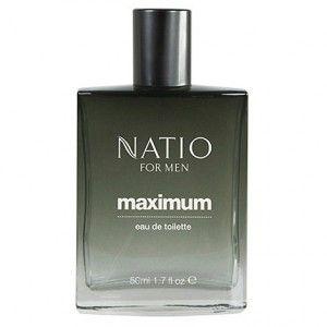 Buy Natio Maximum Eau De Toilette - Nykaa