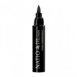 Buy Natio Pen Eyeliner Black - Nykaa