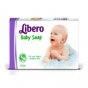 Buy Libero Baby Soap - Nykaa
