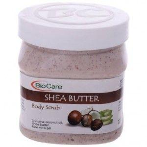 Buy BioCare Shea Butter Body Scrub - Nykaa