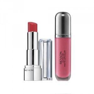 Buy Revlon Ultra HD Matte Lip Color - HD Devotion + Ultra HD Lipstick - Dahlia - Nykaa