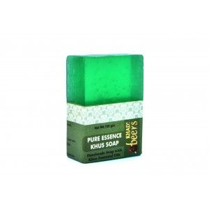 Buy Abeers Khadi Pure Essence Khus Soap - Nykaa
