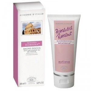 Buy Bottega Di Lungavita Romana Spring Delicate & Feminine Bath And Shower Gel - Nykaa