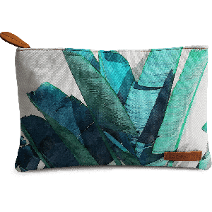 Buy DailyObjects Aesthetic Dimensionality Carry-All Pouch Medium - Nykaa