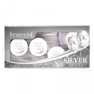 Buy Aryanveda Silver Spa Facial - Nykaa