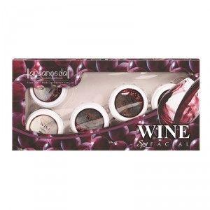 Buy Aryanveda Wine Spa Facial  - Nykaa