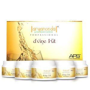 Buy Aryanveda D' Vine Detoxifying Kit  - Nykaa
