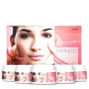 Buy Aryanveda Fairness Skin Lightening Kit - Nykaa