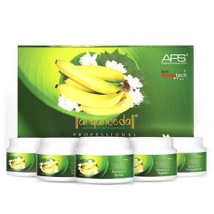 Buy Aryanveda Banana Vitamin Boost Kit  - Nykaa
