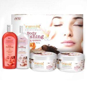 Buy Aryanveda Body Polishing Kit - Nykaa