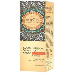 Buy Arganic by Aryanveda 100% Organic Moroccan Argan Hair Tonic - Nykaa
