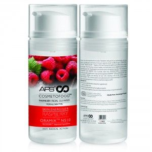 Buy APS Cosmetofood Raspberry Facial Cleanser - Nykaa