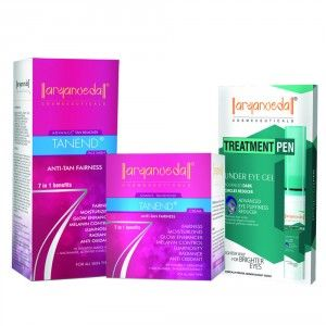 Buy Aryanveda Advance Treatment For Fairness Combo Pack - Nykaa