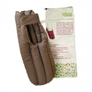 Buy Omved Soothing Grains Feet Compress - Nykaa
