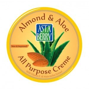 Buy Astaberry Almond & Aloe Creme - Nykaa