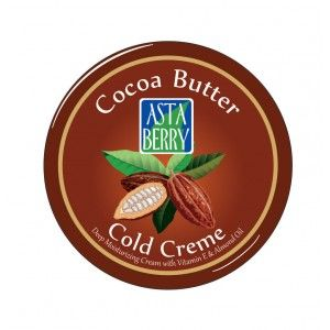 Buy Astaberry Cocoa Butter Cold Creme - Nykaa