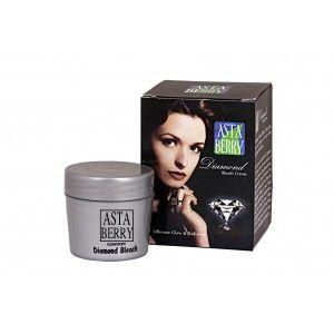 Buy Astaberry Diamond Radiance Bleach Cream - Nykaa