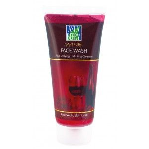 Buy Astaberry Wine Face Wash - Nykaa