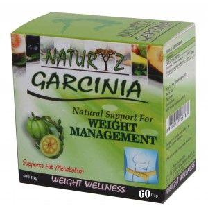 Buy Naturyz Slimo (Garcinia) N60 - Nykaa