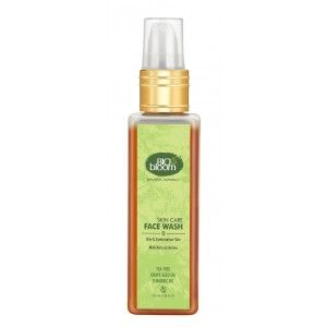 Buy Biobloom Face Wash Tea Tree - Nykaa