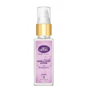 Buy Biobloom Lavender Hand & Body Lotion - Nykaa