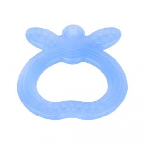 Buy FARLIN Apple Shape Silicone Gum Soother (Blue) - Nykaa
